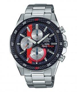 Casio Edifice Premium Scuderia Toro Rosso Relógio Homem Cronógrafo EFR-S567TR-2AER
