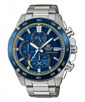 Casio Edifice Premium Solar Chrono Relógio Homem EFS-S500DB-2AVUEF