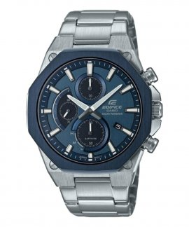 Casio Edifice Solar Chronograph Relógio Homem EFS-S570DB-2AUEF