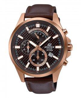 Casio Edifice Retrograde Chronograph Relógio Homem EFV-530GL-5AVUEF