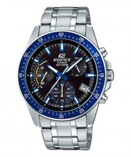 Casio Edifice Retrograde Chronograph Relógio Homem EFV-540D-1A2VUEF