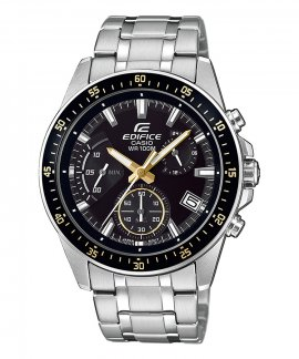 Casio Edifice Retrograde Chronograph Relógio Homem EFV-540D-1A9VUEF
