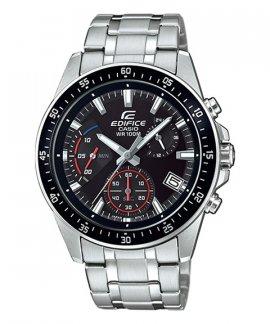 Casio Edifice Retrograde Chronograph Relógio Homem EFV-540D-1AVUEF