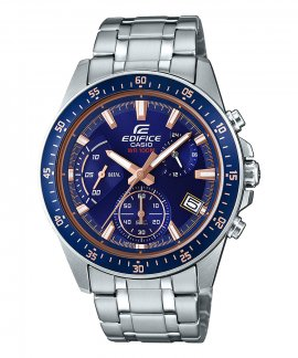 Casio Edifice Retrograde Chronograph Relógio Homem EFV-540D-2AVUEF