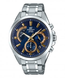Casio Edifice Basic Relógio Homem Cronógrafo EFV-580D-2AVUEF