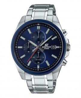 Casio Edifice Classic Relógio Homem Cronógrafo EFV-610DB-2AVUEF