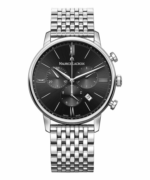 Maurice Lacroix Eliros Relógio Homem Chronograph EL1098-SS002-310-2