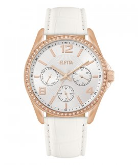 Eletta New York Relógio Mulher ELA231MBBR