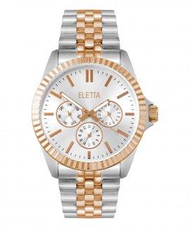 Eletta Crown Relógio Mulher ELA590MBMT