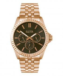 Eletta Crown Relógio Mulher ELA590MCMR