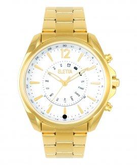 Eletta Sync Smartwatch Relógio Mulher ELA600SBMG