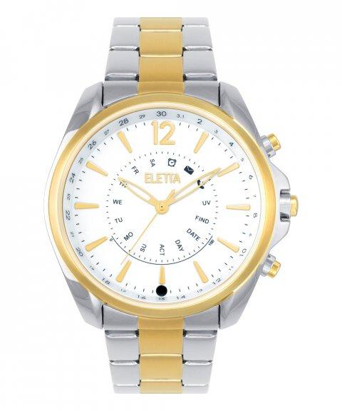 Eletta Sync Smartwatch Relógio Mulher ELA600SBMTX