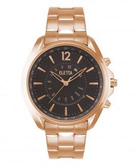 Eletta Sync Smartwatch Relógio Mulher ELA710SCMR