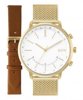 Eletta Sync Smartwatch Set Relógio Mulher ELA720SBMG