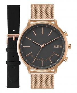 Eletta Sync Smartwatch Set Relógio Mulher ELA720SPMR