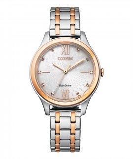 Citizen Eco-Drive Relógio Mulher EM0506-77A