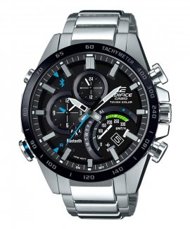 Casio Edifice Bluetooth Chronograph Relógio Homem EQB-501XDB-1AER