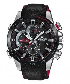 Casio Edifice Premium Race Lap Bluetooth Relógio Homem Chronograph EQB-800BL-1AER