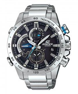 Casio Edifice Premium Race Lap Bluetooth Relógio Homem Chronograph EQB-800D-1AER