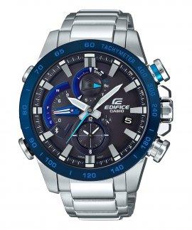 Casio Edifice Premium Race Lap Bluetooth Relógio Homem Chronograph EQB-800DB-1AER