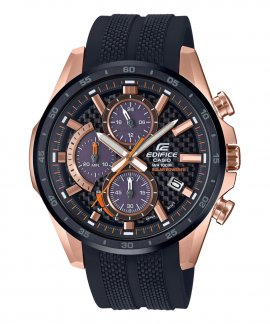 Casio Edifice Premium Solar Relógio Homem Chronograph EQS-900PB-1AVUEF