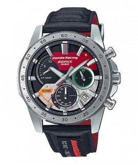 Casio Edifice Premium Honda Racing Relógio Cronógrafo Homem EQS-930HR-1AER