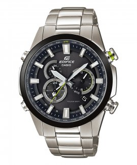 Casio Edifice Premium Relógio Homem Chronograph EQW-T640DB-1AER