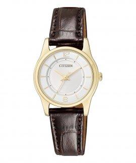 Citizen Basic Relógio Mulher ER0182-08A
