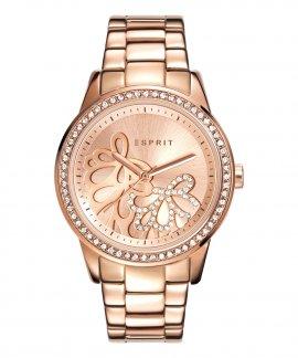 Esprit Kylie Rose Gold Relógio Mulher ES108122006