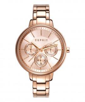 Esprit Melanie Rose Gold Relógio Mulher ES108152003