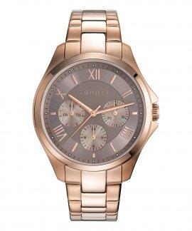 Esprit Agathe Rose Gold Relógio Mulher ES108442003