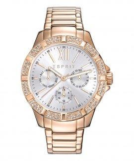 Esprit Alycia Rose Gold Relógio Mulher ES108472003