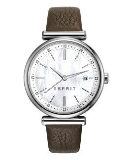 Esprit Beth Dark Brown Relógio Mulher ES108542002