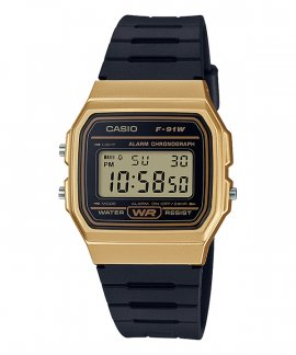 Casio Collection Retro Relógio F-91WM-9AEF