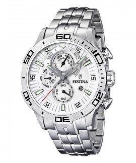 Festina Sport Chronograph Relógio Homem F16565/1