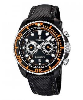 Festina Sport Chronograph Relógio Homem F16577/3