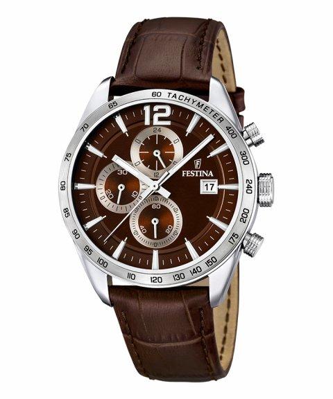 Festina Timeless Chrono Relógio Homem F16760/2