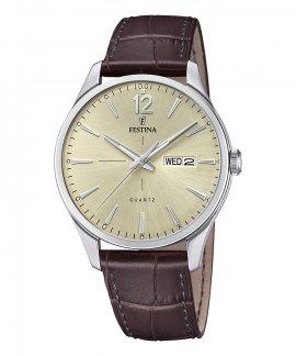 Festina Retrograde Relógio Homem F20205/1