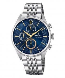 Festina Timeless Chronograph Relógio Homem F20285/3