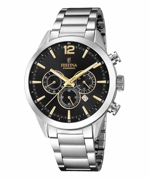 Festina Timeless Chronograph Relógio Homem F20343/4