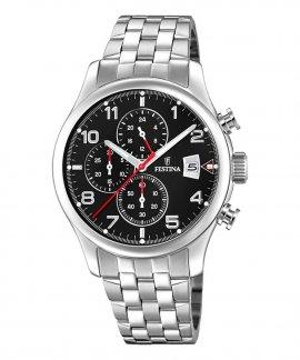 Festina Timeless Chronograph Relógio Homem F20374/6