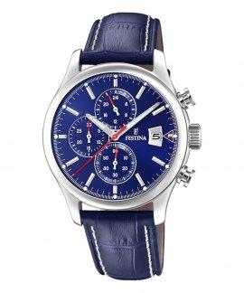 Festina Timeless Chronograph Relógio Homem F20375/2
