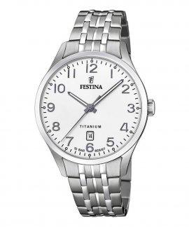 Festina Titanium Relógio Homem F20466/1
