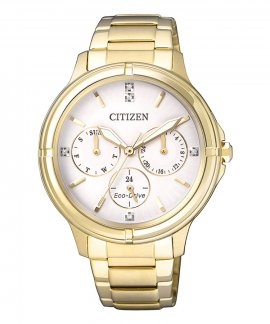 Citizen Lady Relógio Mulher Eco-Drive FD2032-55A