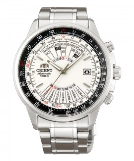 Orient Urban Automatic Perpetual Calendar Relógio Homem FEU07005WX