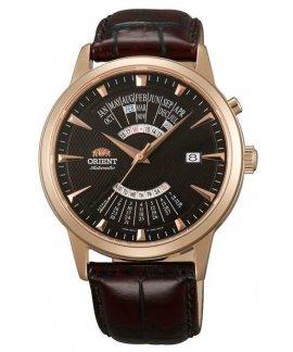 Orient Automatic Perpetual Calendar Relógio Homem FEU0A001TH