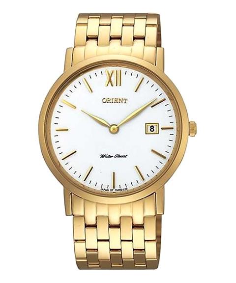 Orient Slim Quartz Relógio FGW00001W0