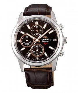 Orient Sports Relógio Homem Chronograph FKU00005T0