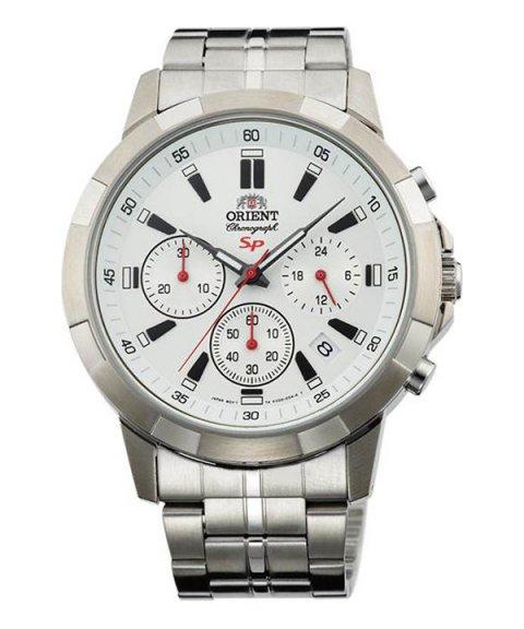 Orient Sport Chronograph Relógio Homem FKV00004W0