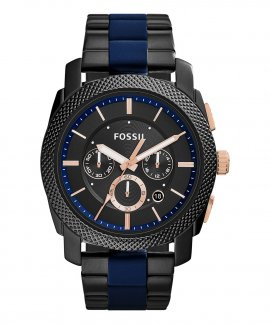 Fossil Machine Relógio Homem Chronograph FS5164